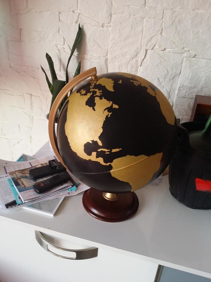 tutoriel diy le globe urne. Black Bedroom Furniture Sets. Home Design Ideas
