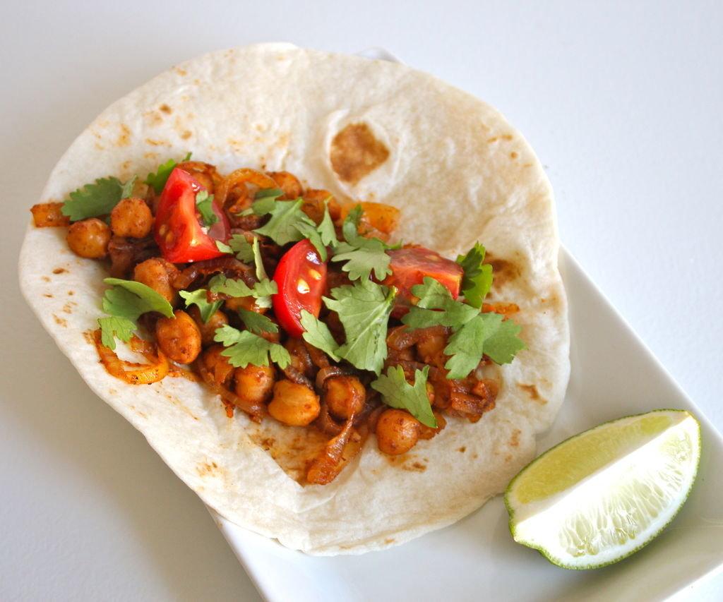 Tutoriel diy tacos aux pois chiches - Comment faire un tacos ...