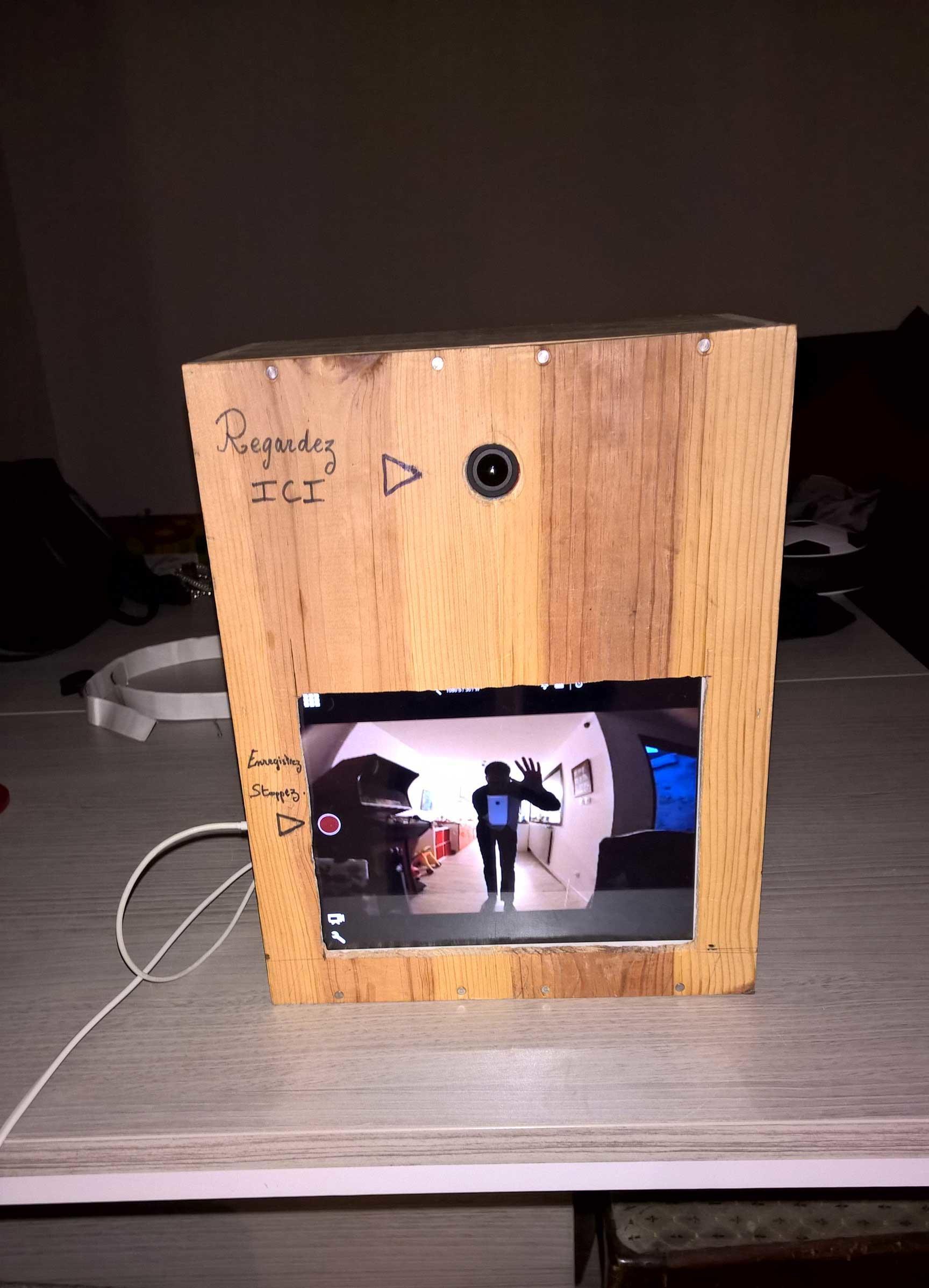 Favori Tutoriel DIY Comment fabriquer une video box SC43