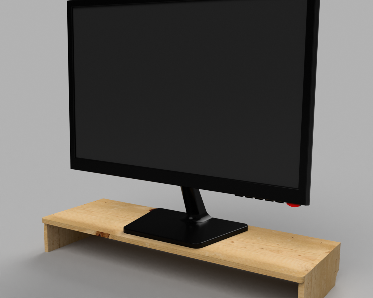 tutoriel diy support pour cran de pc fixe. Black Bedroom Furniture Sets. Home Design Ideas