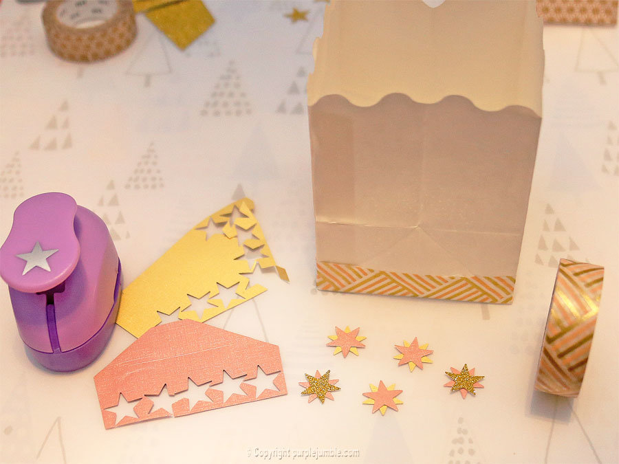Diy bougeoirs marque place 3