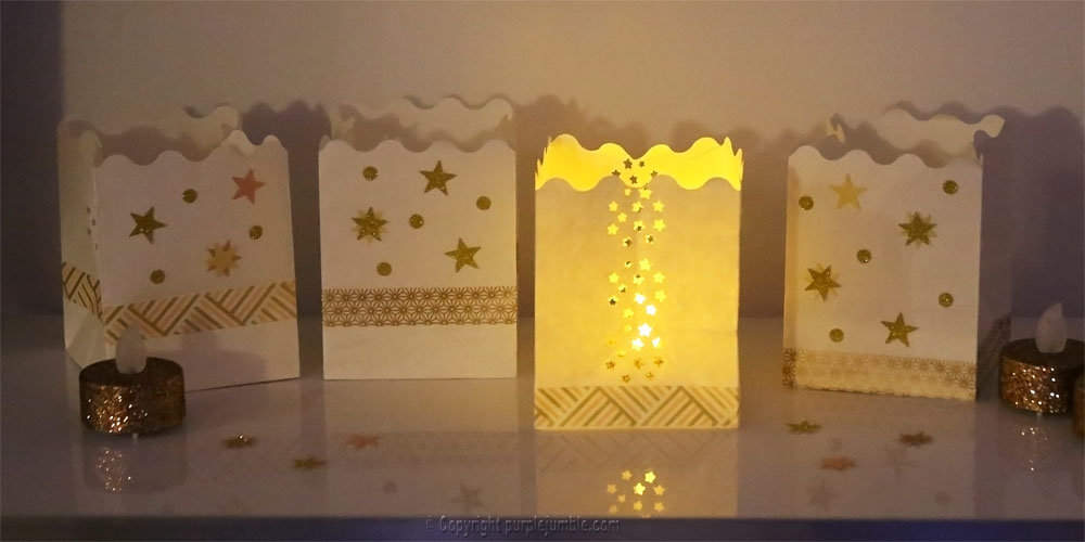 Diy bougeoirs marque place 12