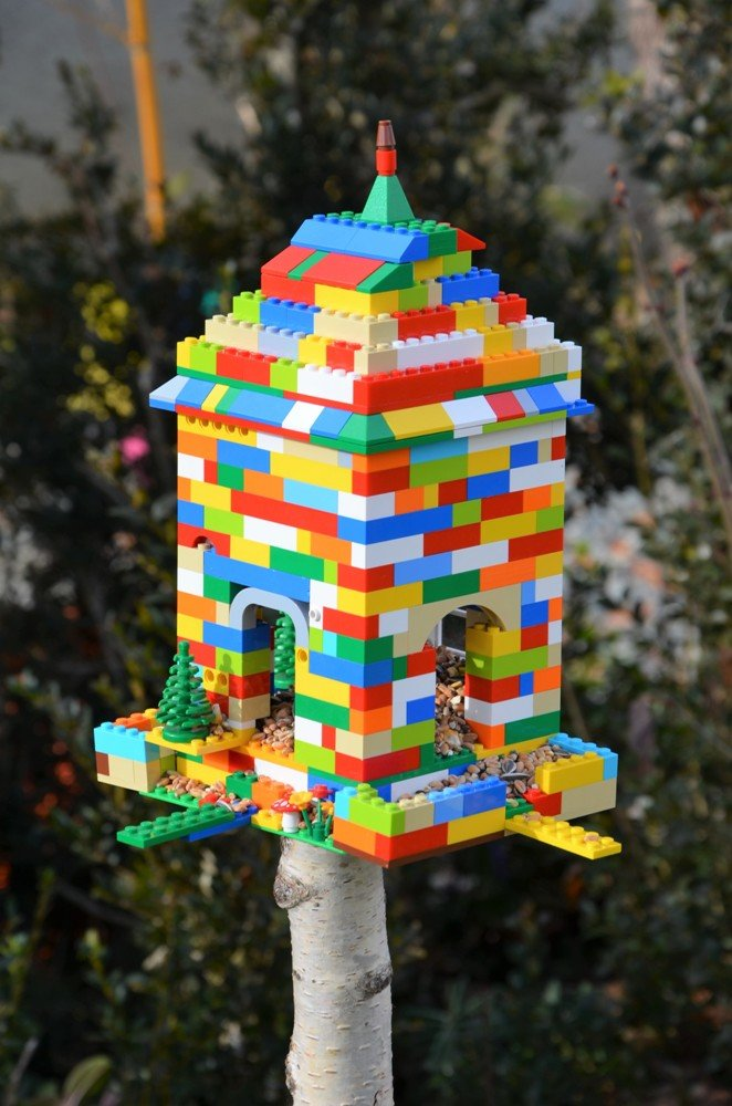 Diy mangeoire oiseaux lego creamalice7copie