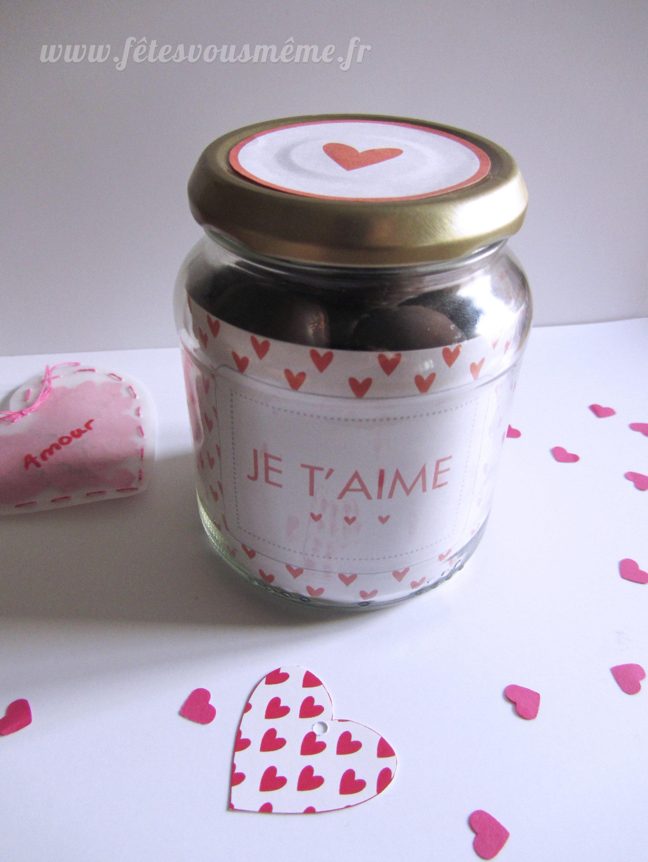 Bonbonni re chocolat st valentin