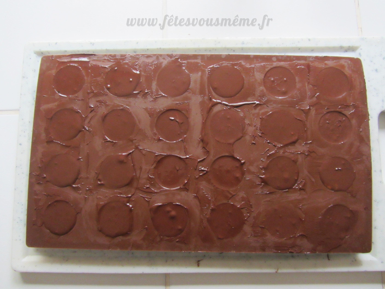 Chocolat coeur caramel  st valentin 3