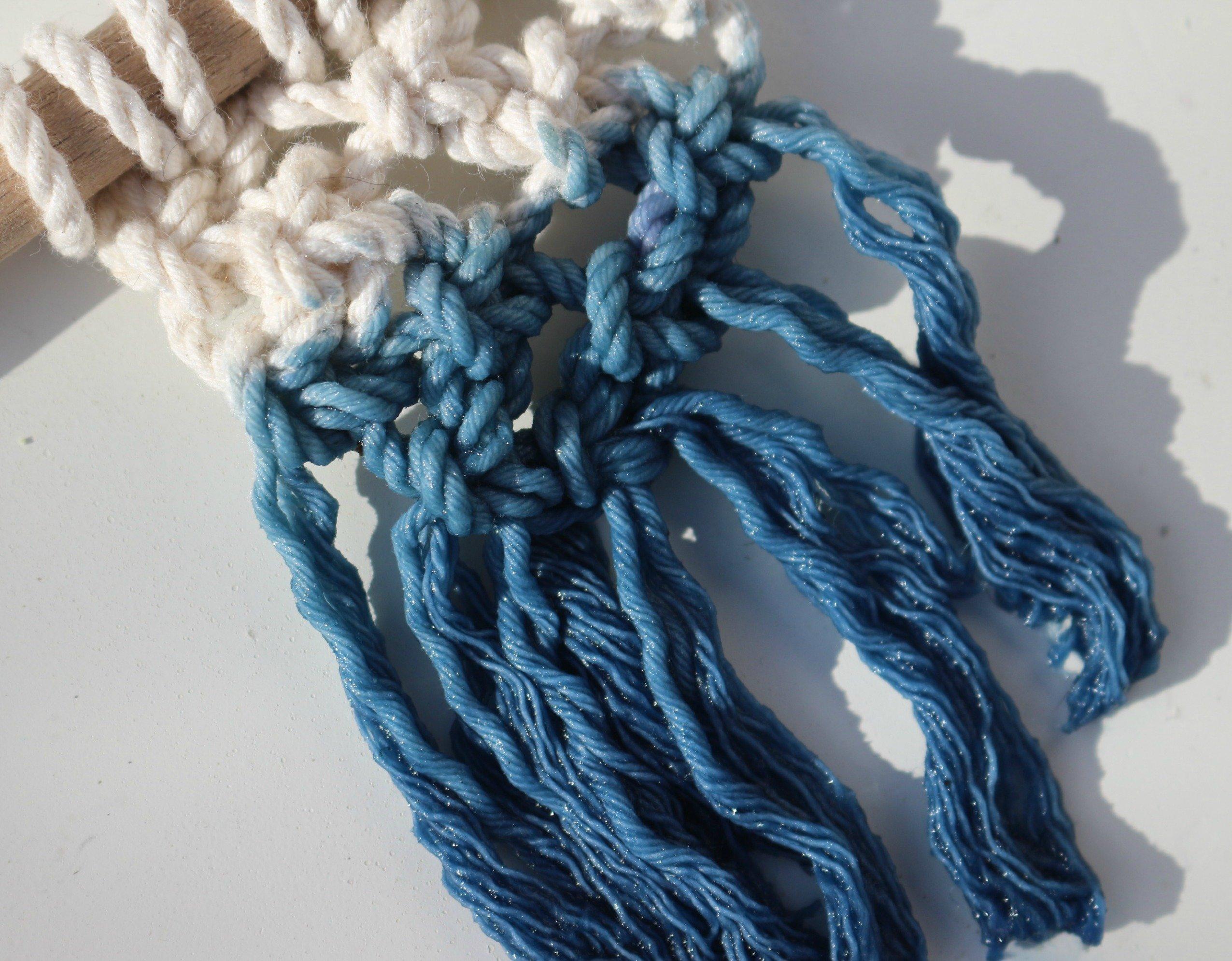 Teindre en bleu teinture v g tale