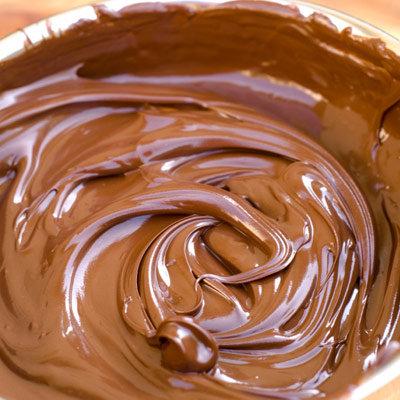 Chocolate fondue xl