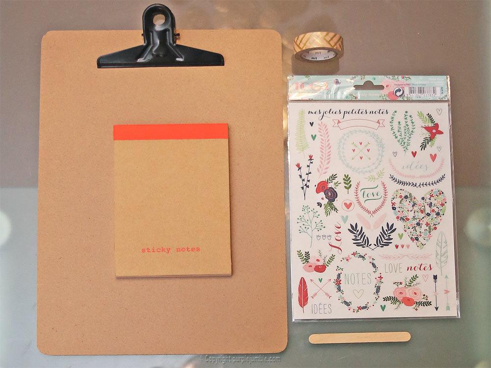 fabriquer un carnet le quotidien pratique fabriquer un carnet en feuilles de brouillon. Black Bedroom Furniture Sets. Home Design Ideas
