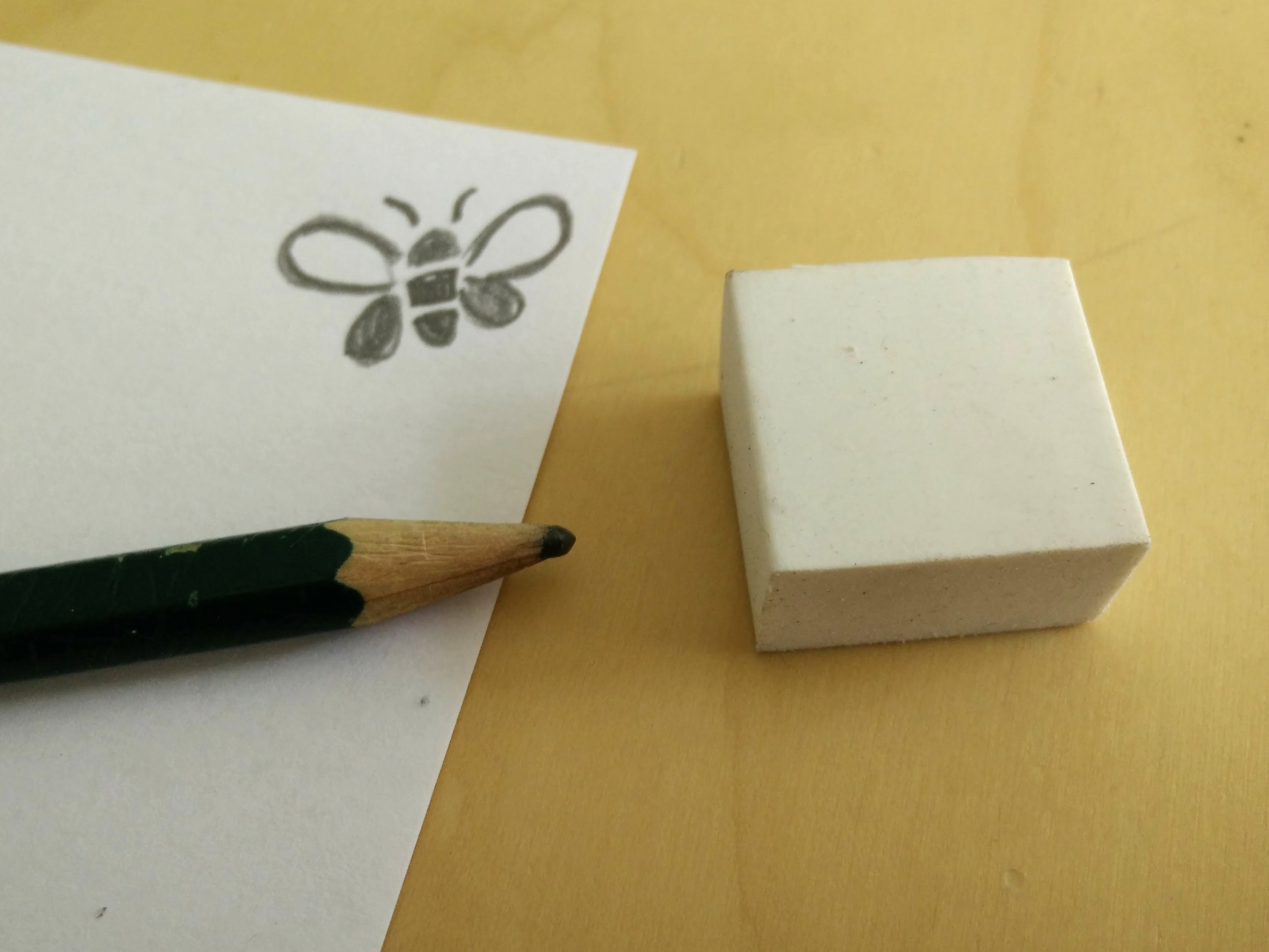 Hand carved rubber stamps 15