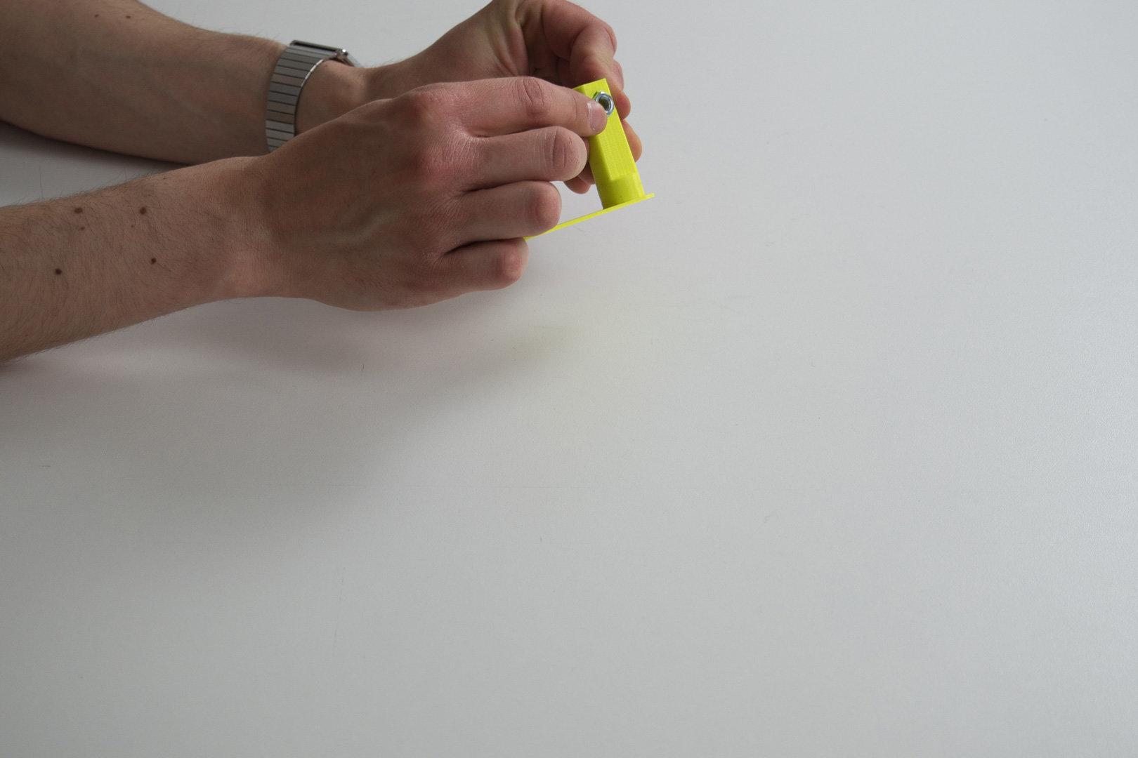 03 assemblage des plugs serre joint