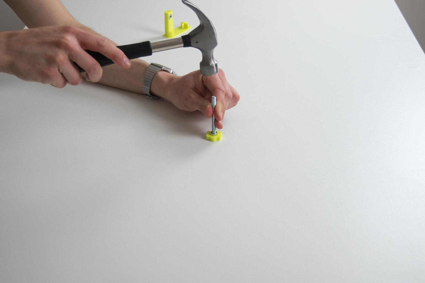 04 assemblage des plugs serre joint