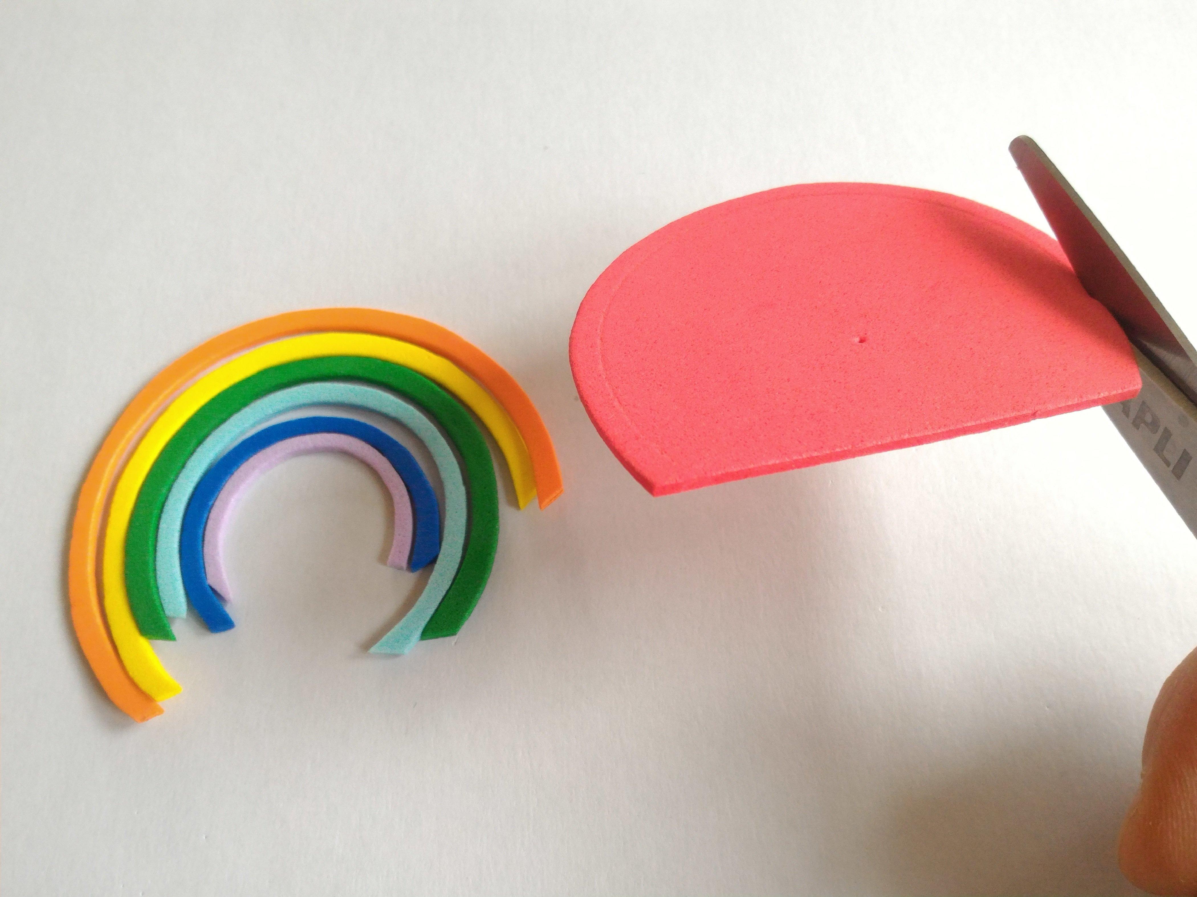 9 oam ouiareclafc rainbow chagaz et vous