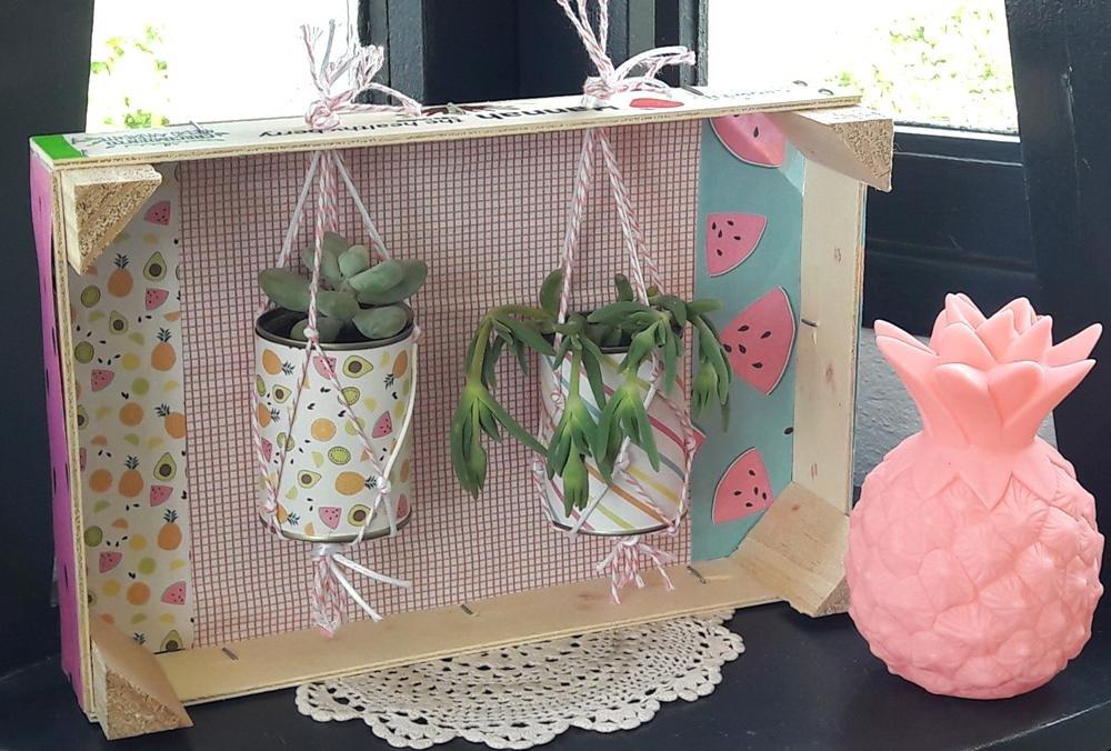 tutoriel diy diy cadre v g tal succulentes. Black Bedroom Furniture Sets. Home Design Ideas