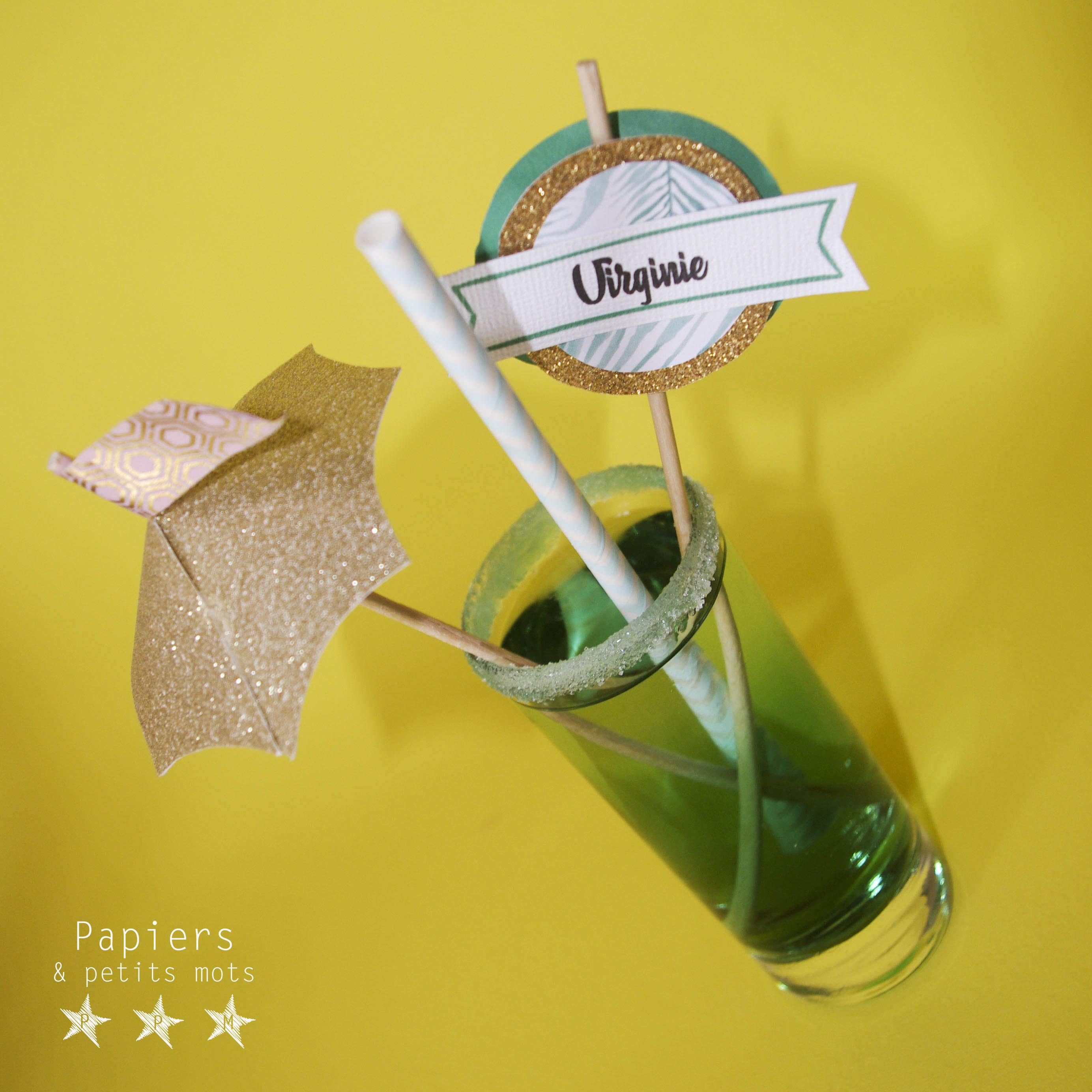 Marque verre coco 13