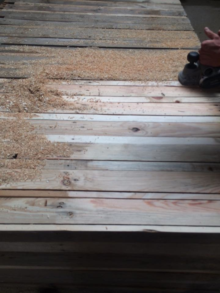3 rabotage du bois