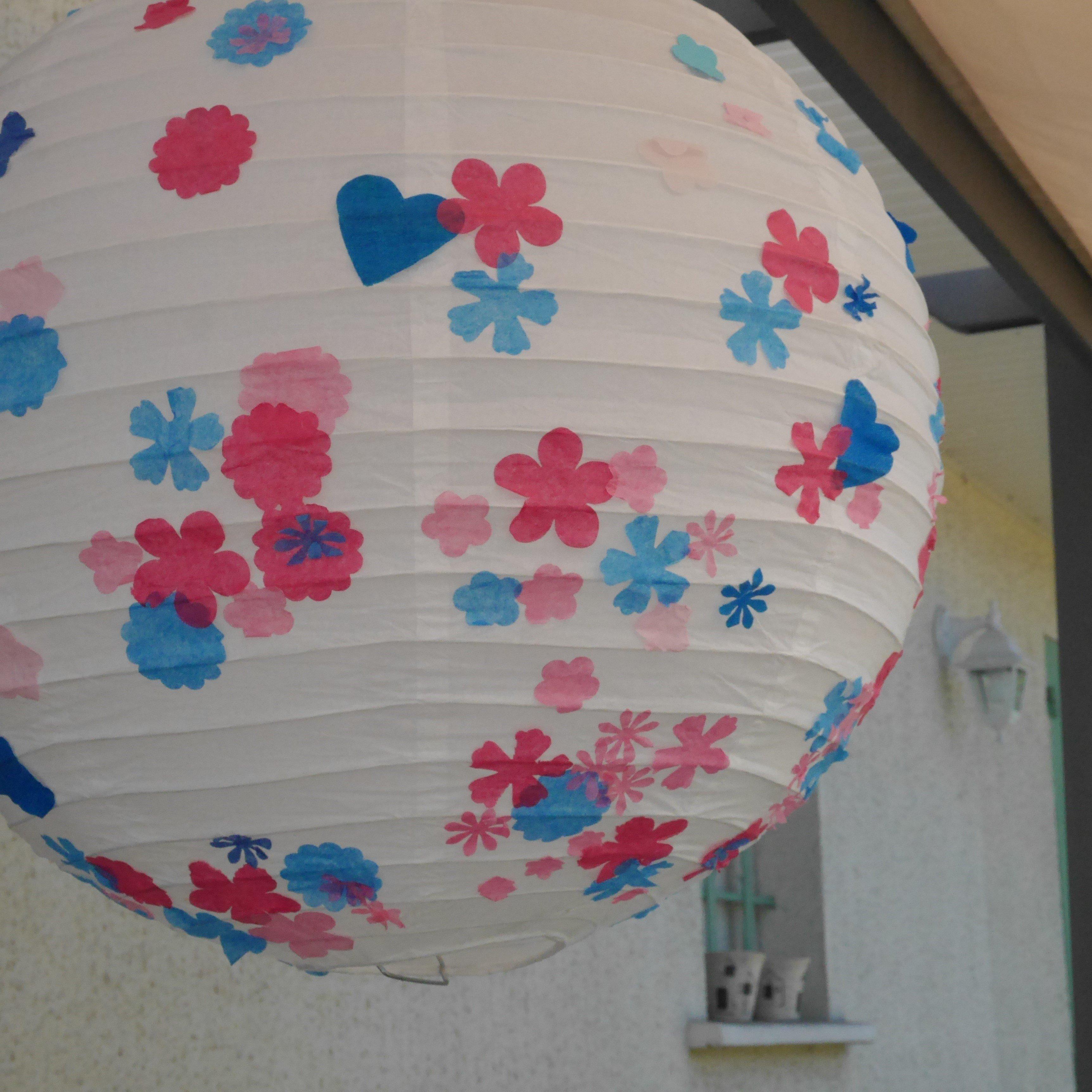 Lampe chinoise 2