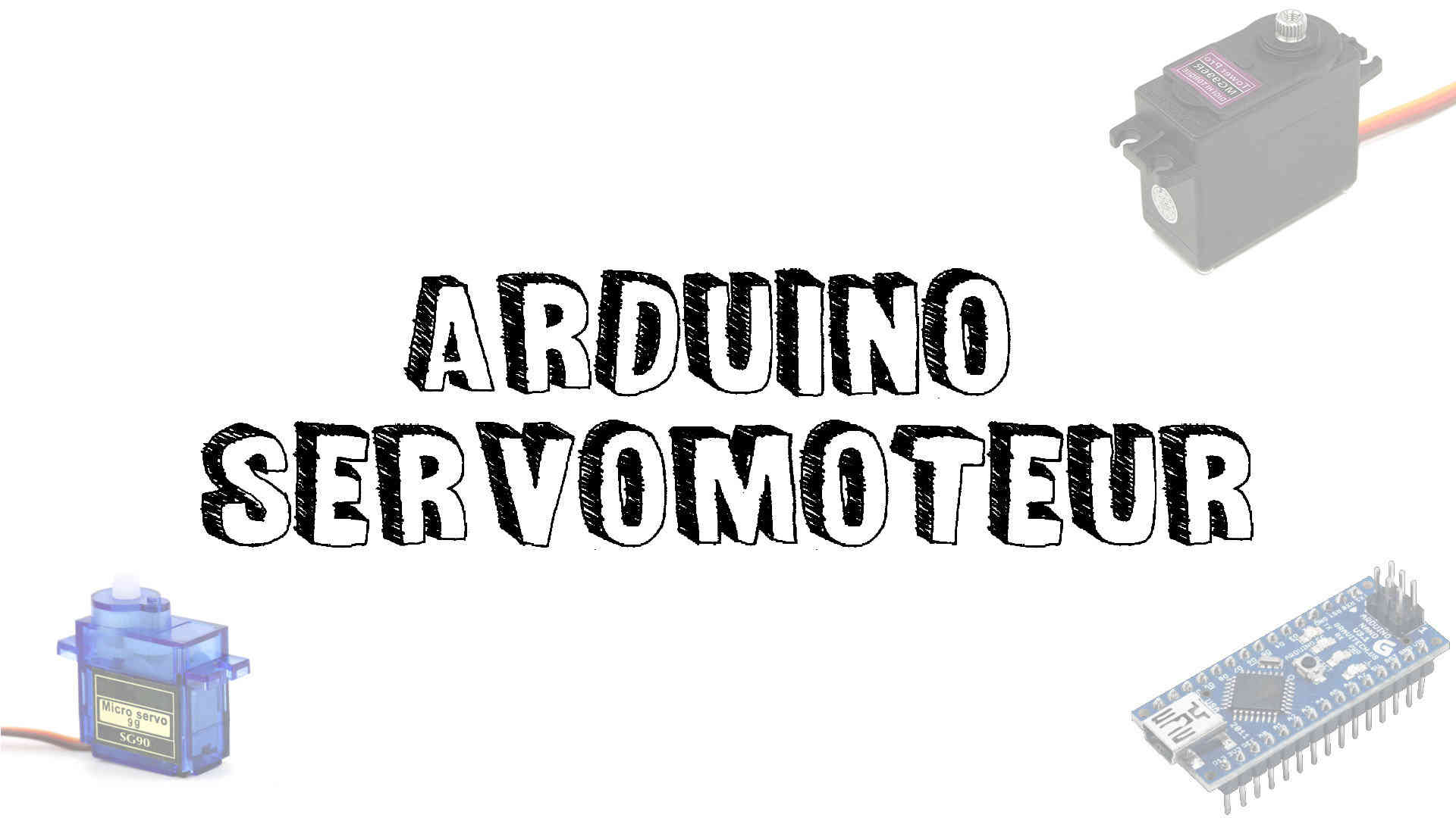 Low servomoteur