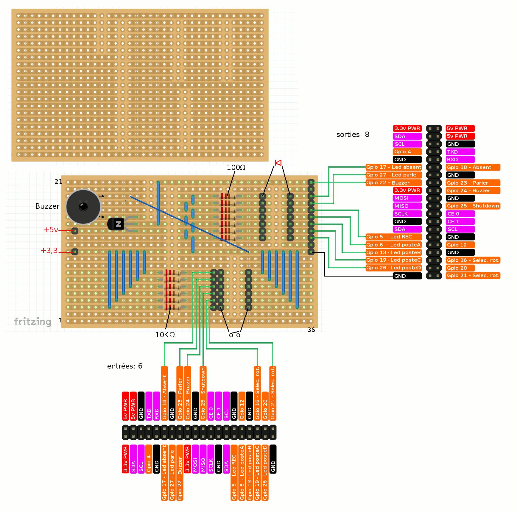 1 schema