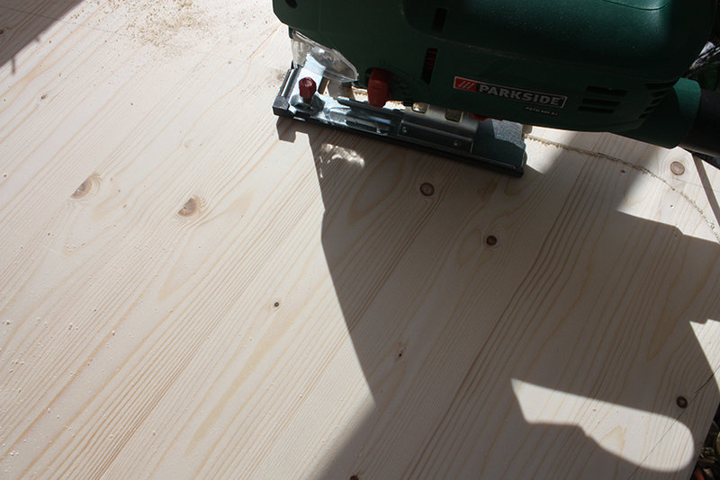 De%cc%81coupe bois table basse diy
