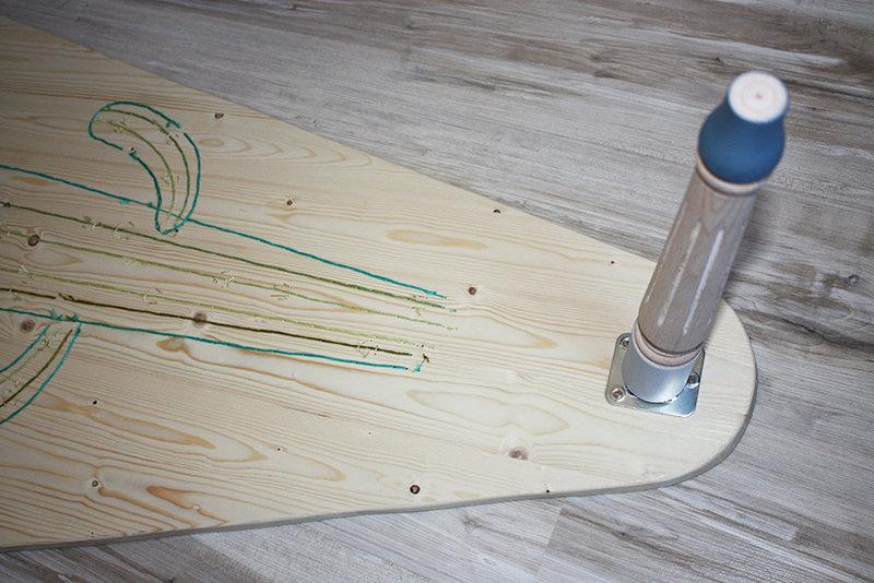 Visser pieds table