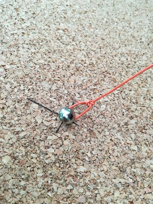 Fabriquer un compas avec fil clou feutre