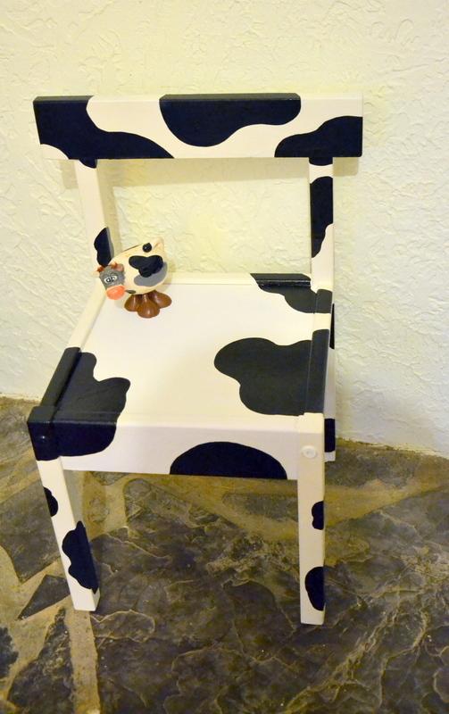 Tutoriel diy chaise vachement bien customis e for Comment dessiner une chaise