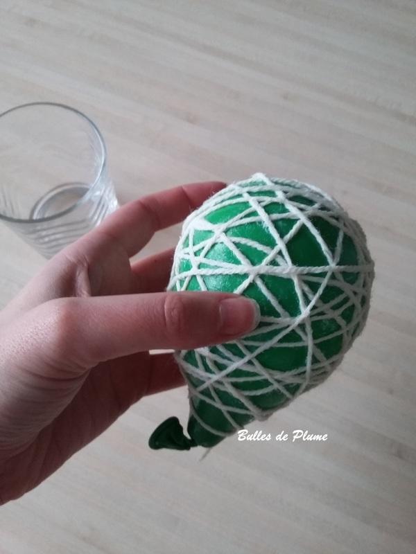 tutoriel diy diy boules de no l fil de laine. Black Bedroom Furniture Sets. Home Design Ideas