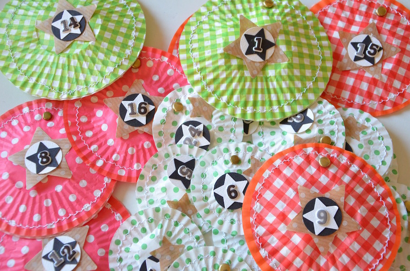 Diy calendrier avent caissettes cupcakes creamalice2