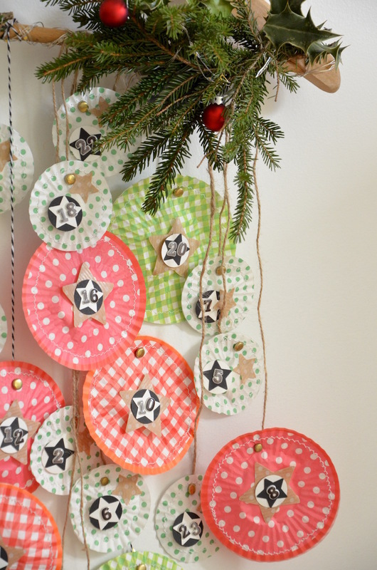 Diy calendrier avent caissettes cupcakes creamalice5