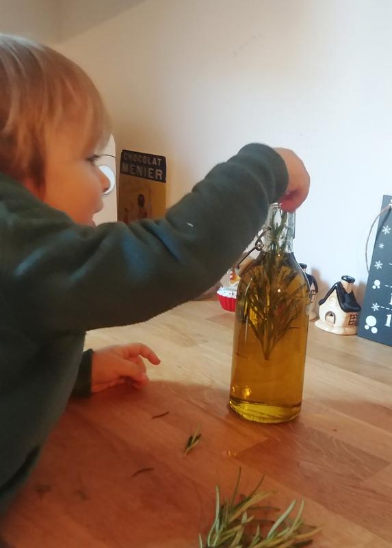 Diy huile olive 5