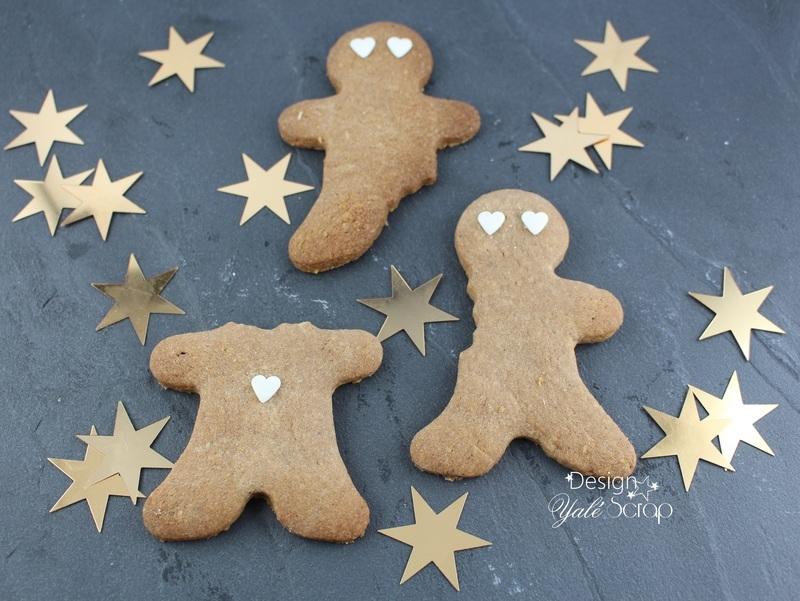 50 yal%c3%a9 scrap biscuits no%c3%abl bonhommes aux %c3%a9pices