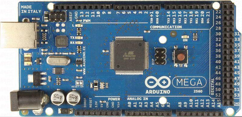 Arduinomega2560 r3 front 2