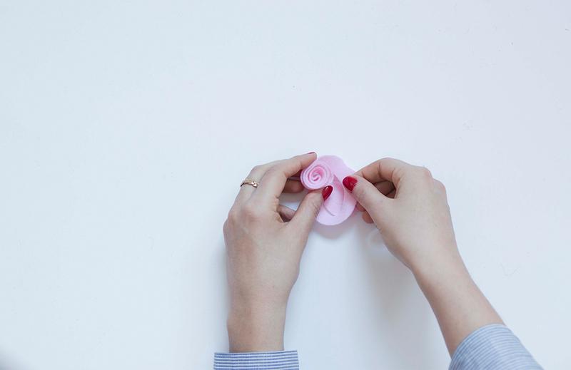 Une tenture fleurie 7