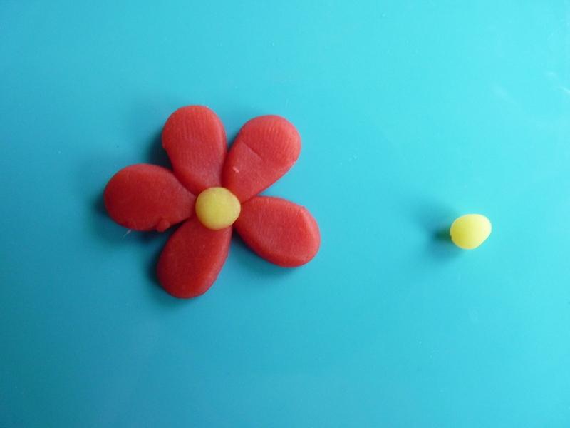 Carte de fleurs en p%c3%a2te %c3%a0 modeler   chagazetvous   oam x oxybul  34