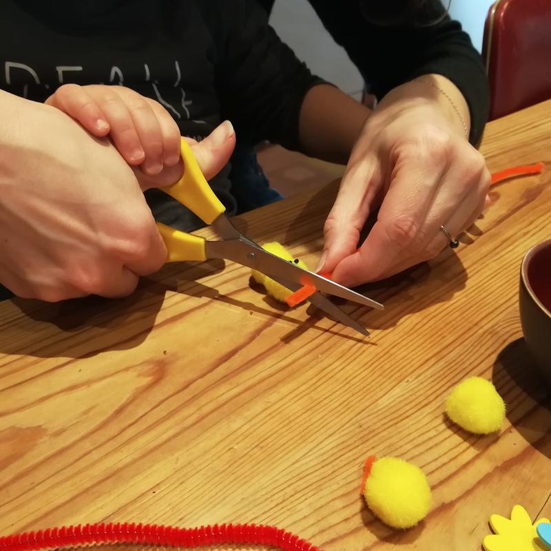 4 couper fil chenille