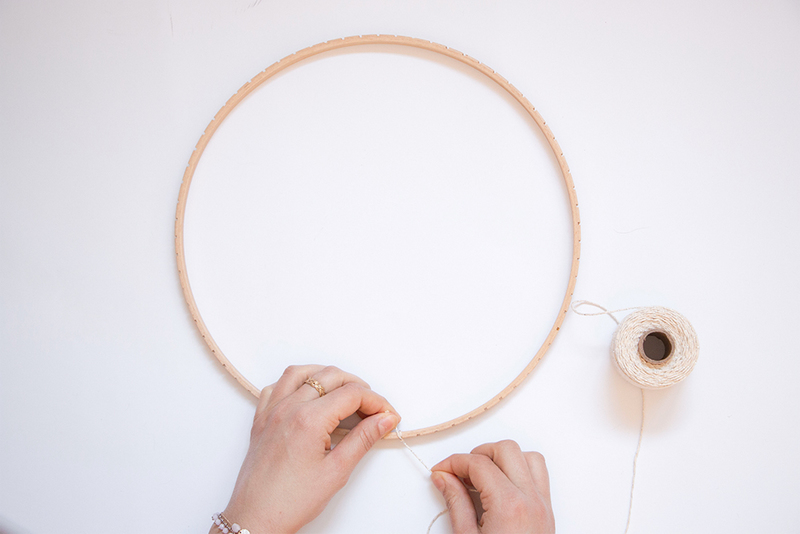 Diy tissage rond 2
