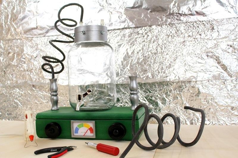 Mad distillerie fil electrique