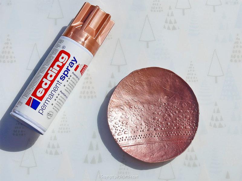 Diy coupelles peinture metallis%c3%a9e edding 6