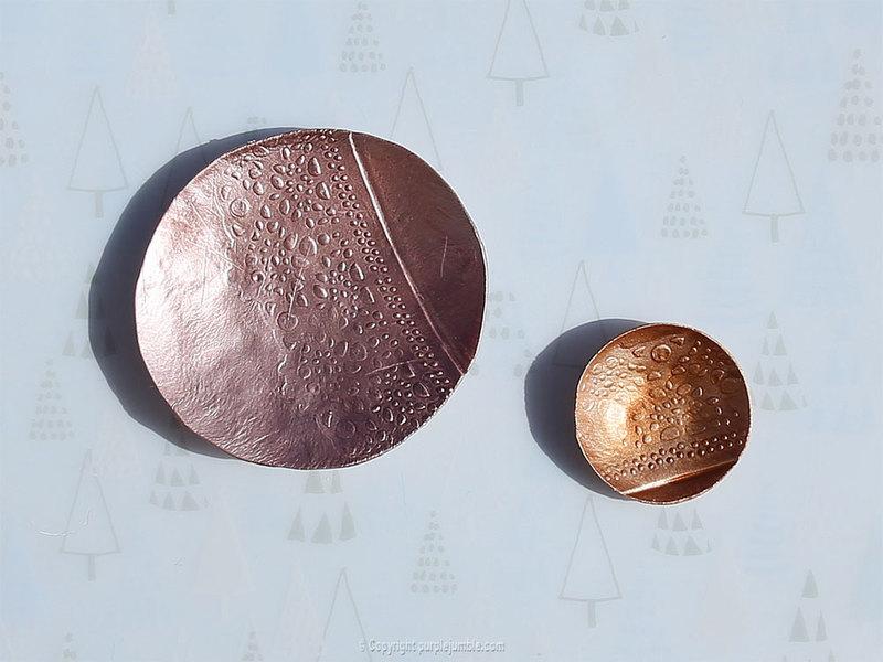 Diy coupelles peinture metallis%c3%a9e edding 8