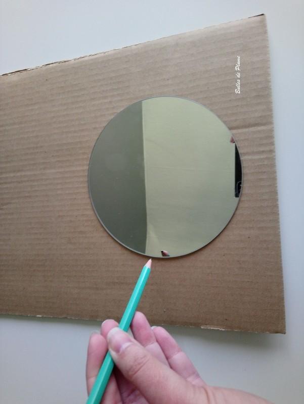 Bullesdeplume miroirlicorne support 1