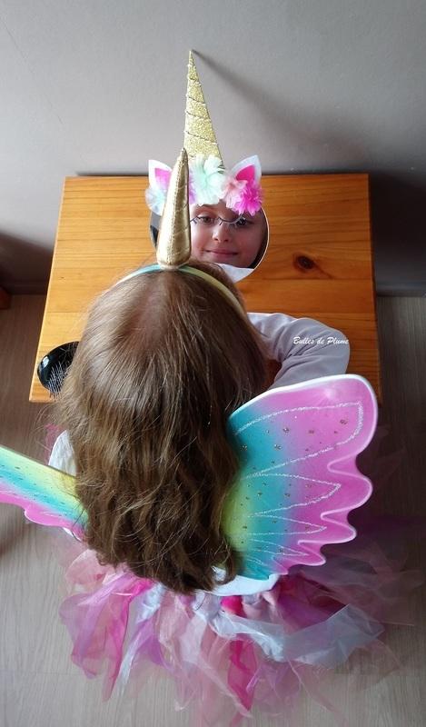 Bullesdeplume miroirlicorne miniplume