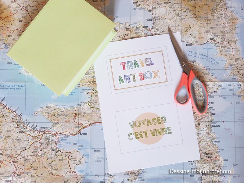 Travel art box dessine moi un prenom3