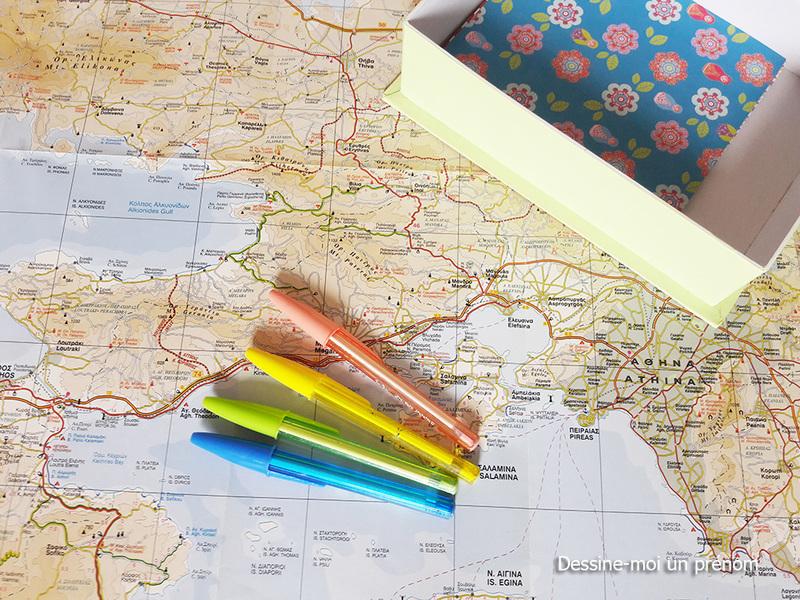 Travel art box dessine moi un prenom5