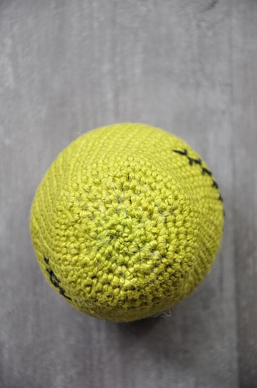 Oam creature crochet 12