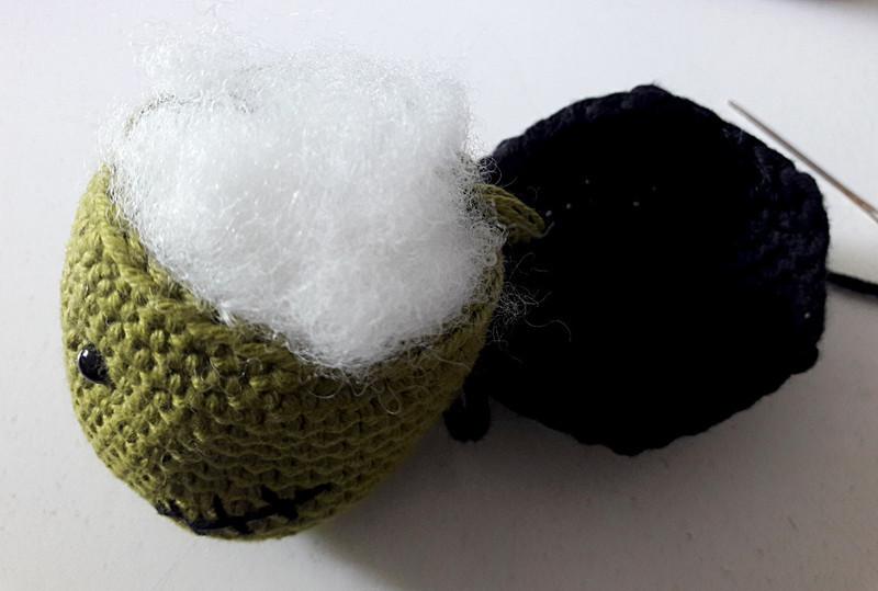 Oam creature crochet 23