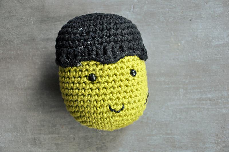 Oam creature crochet 22