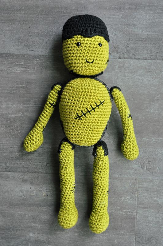 Oam creature crochet 35