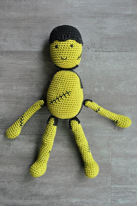 Oam creature crochet 37