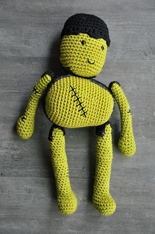 Oam creature crochet 39