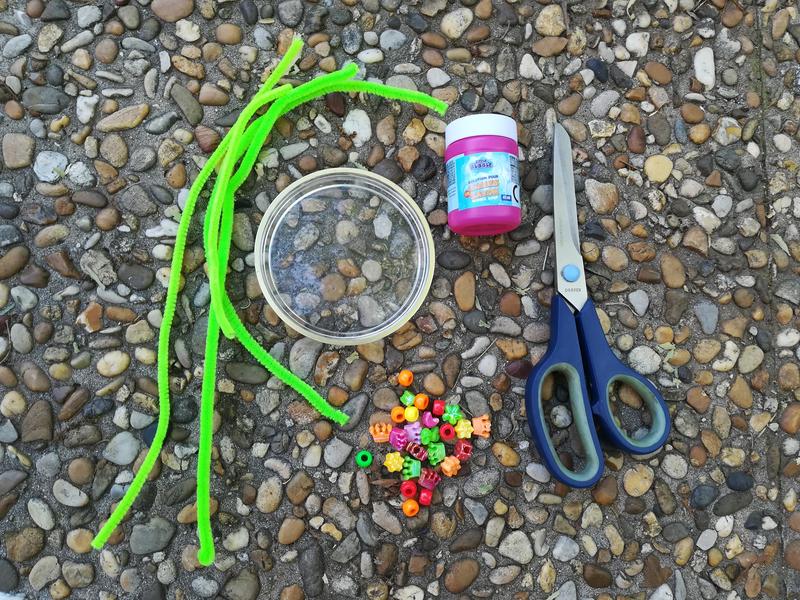 Materiel fabriquer bulle savon geante